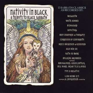 Nativity in Black Tribute to Black Sabbath Various