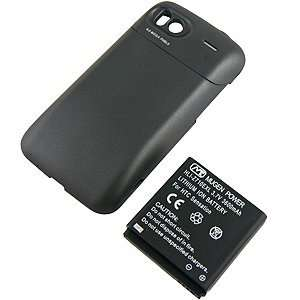 Mugen Power Extended Battery w/ Battery Cover for HTC