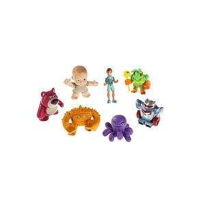 , Big Baby, Twitch, Lotso, Good Mood Chunk, Sparks Ken Toys & Games