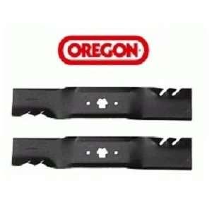 0616 Gator Mulcher 3 in 1 Blades for MTD & CUB CADET 942 0616: Patio