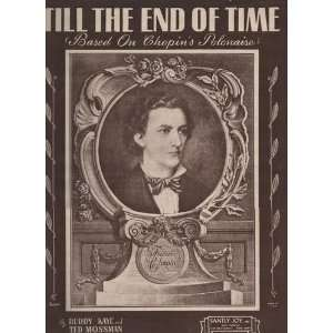 TILL THE END OF TIME (Based on Chopins Polonaise). Lyrics