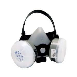 SAS Safety 3661 50 Low Maintenance Multi Use Half Mask