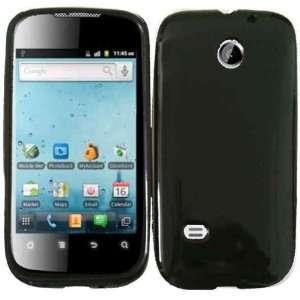 Black TPU Case Cover for Straighttalk Huawei Ascend 2 II