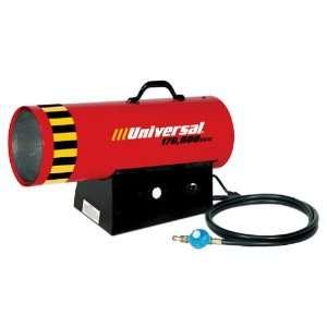 Universal Heaters 170,000 BTU Propane Forced Air Heater