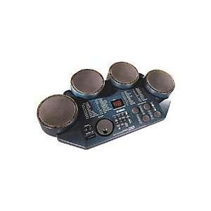 Table Top Drum Set w/ Touch Sensitive Drum Pads Electronics