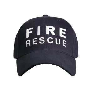 FIRE RESCUE LOW PROFILE CAP