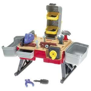 Fisher Price Fun to Imagine Power Sounds Workshop Tool