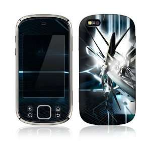 Cliq XT (MB501) Decal Vinyl Skin   Abstract Tech City