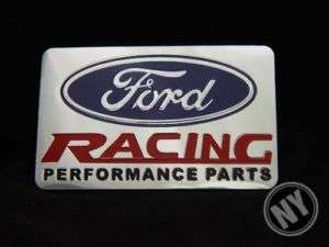 A59 FORD RACING Emblem Badge Sticker Decal
