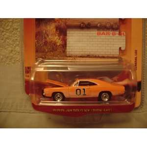 : Johnny Lightning The Dukes of Hazzard R6 General Lee: Toys & Games