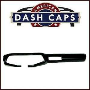 Camaro Dash Pad Cap  With A/C 70 71 72 73 74 75 76 78