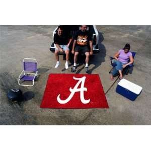 Huge NCAA Alabama Crimson Tide Logo Indoor/Outdoor