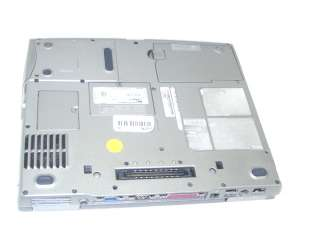 AS IS DELL LATITUDE D610 PP11L LAPTOP NOTEBOOK