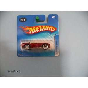 Hot Wheels Shelby Cobra 427 S/c 2005 #160 Red 1:64 Scale