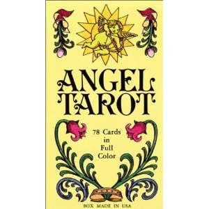 Angel Tarot Deck (9780913866986): Stuart R. Kaplan: Books