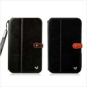 ZENUS Samsung Galaxy Note Case MASSTIGE COLOR BLOCK FOLIO TYPE Leather