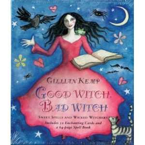 Good Witch, Bad Witch (deck and book) by Kemp, Gillian