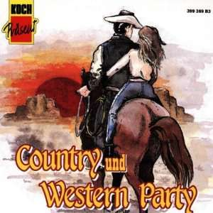 Country & Western Party: Various Artists: Music