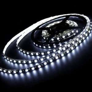 16.4 5050 SMD LED Strip Rope Light Flexible Cool White