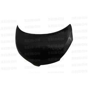 08 09 Scion xD SEIBON Carbon Fiber Hood   OEM Style