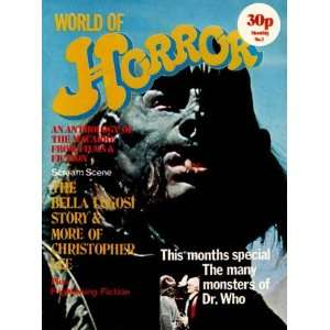 WORLD OF HORROR Magazine #3: Gent Shaw: Books