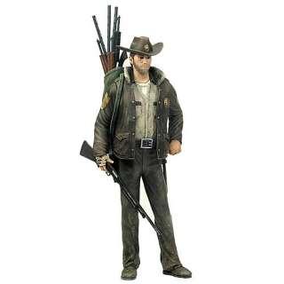 Walking Dead Comic Series 1 Figures Set Of 4 *New*