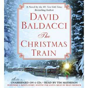Christmas Train (9781594830495): David Baldacci, Tim Matheson: Books