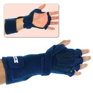 W 711 Forearm Based Radial Nerve Splint   Left, Medium