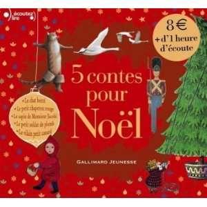5 Contes pour Noël (9782070628780): Barry/Ande/Per: Books