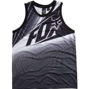 Fox Racing Enterprize Jersey Mens Tank Race Wear Shirt   Black / 2X