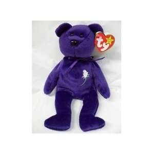 Ty Beanie Babies   Princess Bear: Toys & Games