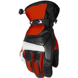 Snowcross Gloves Red/Black Extra Large XL 8303 0101 07 Automotive