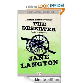 The Deserter Murder at Gettysburg (A Homer Kelly Mystery) [Kindle