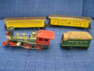GENERAL ENGINE TENDER 2 CARS US MAIL 1866 1865 1862 1862T TRAIN SET