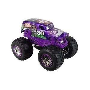 Hot Wheels Monster Jam   Grave Digger