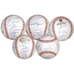 Chicago White Sox Team Signed World Series Baseball with