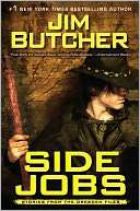 & NOBLE  Side Jobs Stories from the Dresden Files by Jim Butcher