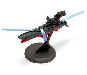 Space Battleship Yamato Mini Ship   A