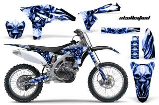 YAMAHA YZ250F 2010 2011 2012 GRAPHICS KIT DECALS SFBLB