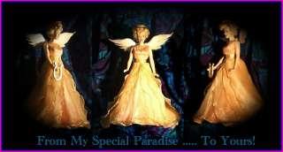 OOAK MARILYN MONROE 2011 CHRISTMAS ANGEL DOLL