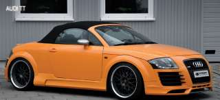AUDI TT 8N R8 STYLE FULL BODY KIT F+R BUMPERS+SIDESKIRT