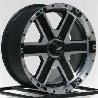 17 Inch Black Wheels Rims Ford F150 Truck Super Crew Expedition 6x135