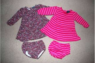 Huge 23 piece lot baby girl clothes EUC 3 6 months fall/winter + Cute