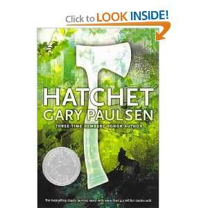 HATCHET BY PAULSEN, GARY(AUTHOR )PAPERBACK ON 01 JAN 2007: