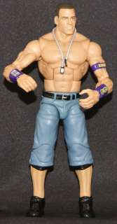 JOHN CENA WWE ELITE 11 TOY WRESTLING ACTION FIGURE