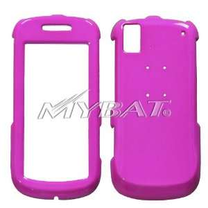 SAMSUNG INSTINCT 2 M810 S30 HOT PINK SOLID HARD CASE COVER