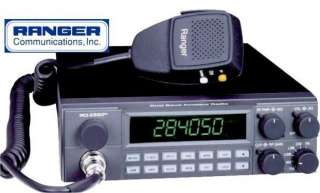 RANGER RCI 2950 DX3 2950DX3 2950 VERSION 3 CB 10M 11M MULTIMODE AM/FM