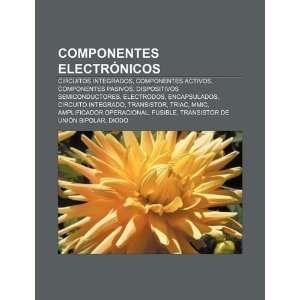 Componentes electrónicos Circuitos integrados, Componentes activos