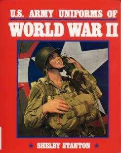Army Uniforms World War II book WWII WW2 Helmets