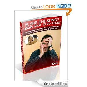 Is She Cheating?: Coral Marlo, William Spencer:  Kindle